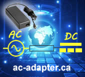 AC adapter in canada