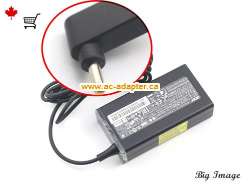 ICONIA W700 Laptop AC Adapter, Canada 19V 3.42A ac adapter for  ICONIA W700 Laptop