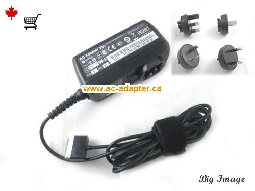 Canada ADP-18BW B AC Adapter,  ADP-18BW B Laptop AC Adapter 15V 1.2A