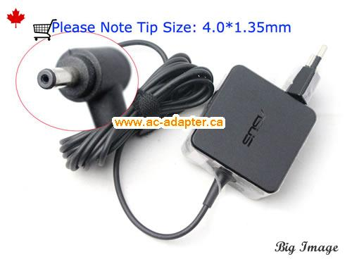 Canada ADP-33BW A AC Adapter,  ADP-33BW A Laptop AC Adapter 19V 1.75A