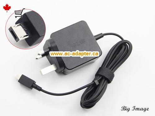 Canada ADP-24EW B AC Adapter,  ADP-24EW B Laptop AC Adapter 19V 1.75A