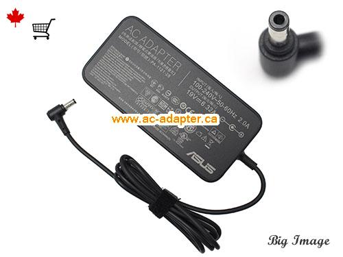 G551J Laptop AC Adapter, Canada 19V 6.32A ac adapter for  G551J Laptop