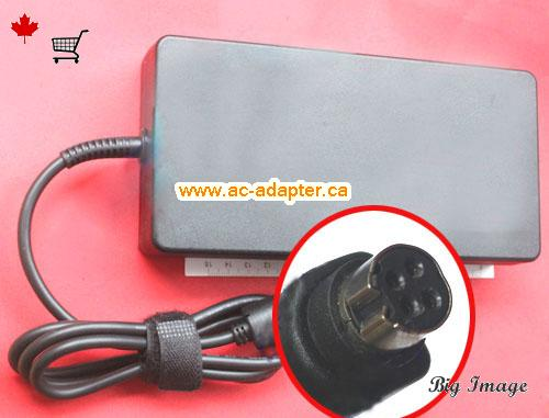NP9155 Laptop AC Adapter, Canada 19.5V 16.9A ac adapter for  NP9155 Laptop