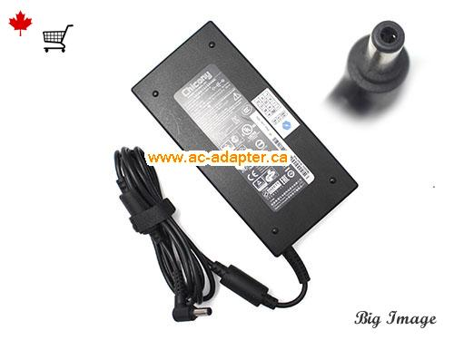 GS75 STEALTH 204 Laptop AC Adapter, Canada 19.5V 9.23A ac adapter for  GS75 STEALTH 204 Laptop