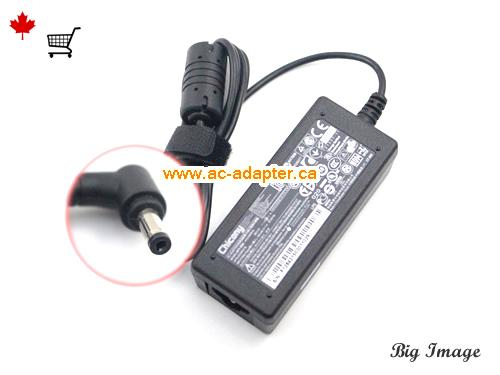 W515TU AC Adapter, Canada 19V 1.58A ac adapter for  W515TU Laptop or Monitor