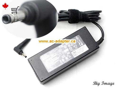 VOSTRO 5460D-1318 Laptop AC Adapter, Canada 19.5V 4.62A ac adapter for  VOSTRO 5460D-1318 Laptop