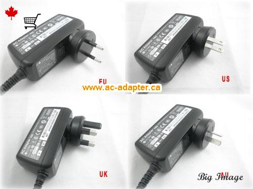 Canada ADP-40TH A AC Adapter,  ADP-40TH A Laptop AC Adapter 19V 2.15A