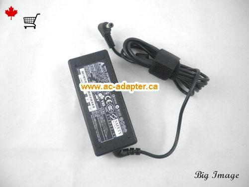 Canada PA-1700-02 AC Adapter,  PA-1700-02 Laptop AC Adapter 19V 2.64A