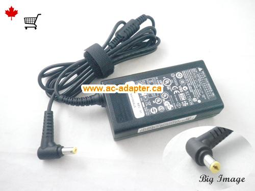 Canada ADP-65VH B AC Adapter,  ADP-65VH B Laptop AC Adapter 19V 3.42A