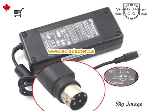V55 Laptop AC Adapter, Canada 12V 12.5A ac adapter for  V55 Laptop