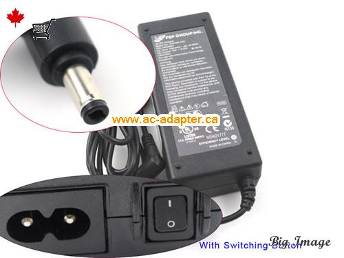 Canada S300C AC Adapter,  S300C Laptop AC Adapter 19V 3.42A