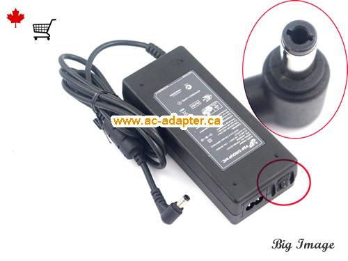ERASER P7643 Laptop AC Adapter, Canada 19V 4.74A ac adapter for  ERASER P7643 Laptop