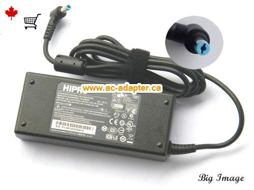 Canada HP-A0904A3 B1LF AC Adapter,  HP-A0904A3 B1LF Laptop AC Adapter 19V 4.74A