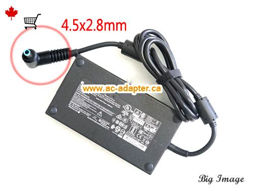 OMEN 15-CE016TX AC Adapter, Canada 19.5V 10.3A ac adapter for  OMEN 15-CE016TX Laptop or Monitor