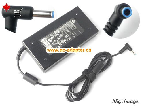 OMEN 15-AX010CA Laptop AC Adapter, Canada 19.5V 6.15A ac adapter for  OMEN 15-AX010CA Laptop