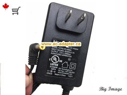 ID85 Laptop AC Adapter, Canada 7.5V 3.5A ac adapter for  ID85 Laptop