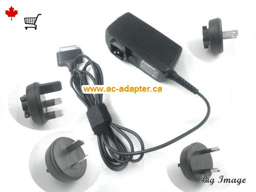 Canada PA-1650-02 AC Adapter,  PA-1650-02 Laptop AC Adapter 12V 1.5A