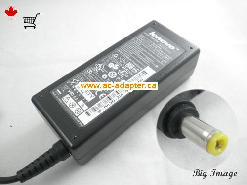 E6424 AC Adapter, Canada 19V 3.42A ac adapter for  E6424 Laptop or Monitor