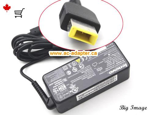 Canada 59370526 AC Adapter,  59370526 Laptop AC Adapter 20V 2.25A