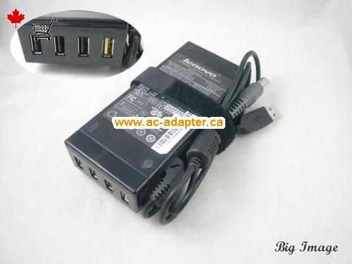Canada FRU 92P1106 AC Adapter,  FRU 92P1106 Laptop AC Adapter 20V 3.25A
