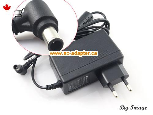 Canada LCAP25B AC Adapter,  LCAP25B Laptop AC Adapter 19V 2.1A