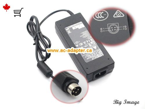 Canada 0452B1280 AC Adapter,  0452B1280 Laptop AC Adapter 12V 6.67A