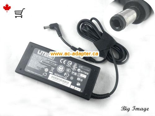 WEBSHOX R4MANCE 15 Laptop AC Adapter, Canada 19V 4.74A ac adapter for  WEBSHOX R4MANCE 15 Laptop