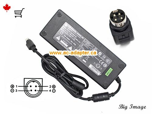 Canada 0227B24120 AC Adapter,  0227B24120 Laptop AC Adapter 24V 5.42A