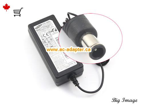 S24D390 Laptop AC Adapter, Canada 14V 1.786A ac adapter for  S24D390 Laptop