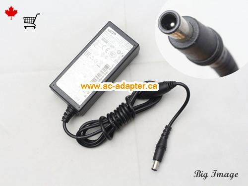 S22E390H Laptop AC Adapter, Canada 14V 1.79A ac adapter for  S22E390H Laptop