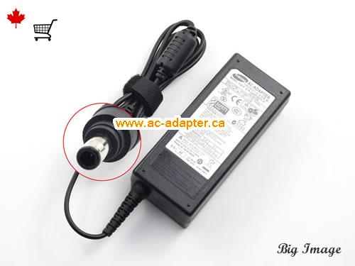 R25-A004 AC Adapter, Canada 19V 3.16A ac adapter for  R25-A004 Laptop or Monitor
