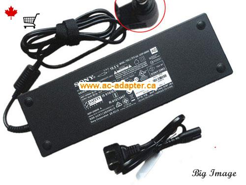 Canada 1-493-326-11 AC Adapter,  1-493-326-11 Laptop AC Adapter 19.5V 10.26A