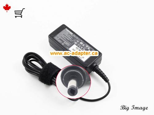 PR822T8HNMSD Laptop AC Adapter, Canada 19V 2.37A ac adapter for  PR822T8HNMSD Laptop