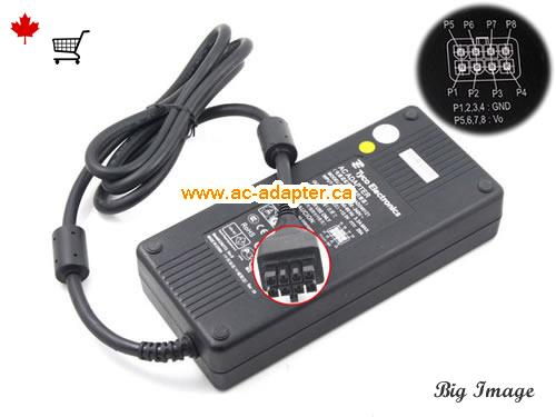TOUCH ESY17B2 Laptop AC Adapter, Canada 12V 20A ac adapter for  TOUCH ESY17B2 Laptop
