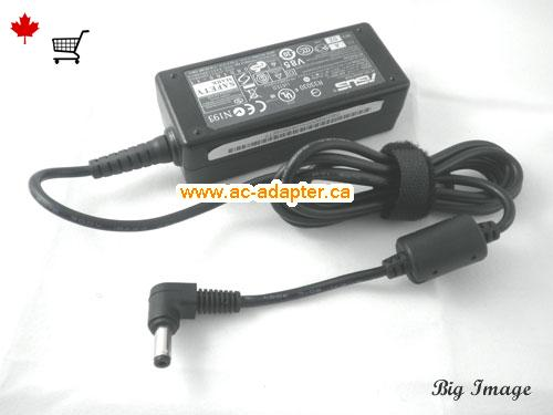 image 2 for  ASUS Asus 12V 3A Laptop Ac Adapter Laptop AC Adapter, Power Supply ASUS12V3A36W-4.8x1.7mm