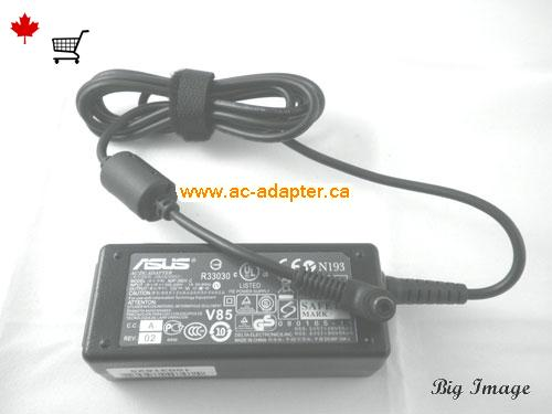 image 3 for  ASUS Asus 12V 3A Laptop Ac Adapter Laptop AC Adapter, Power Supply ASUS12V3A36W-4.8x1.7mm