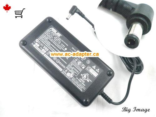 image 1 for  ASUS Asus 19.5V 7.7A Laptop Ac Adapter Laptop AC Adapter, Power Supply ASUS19.5V7.7A150W-5.5x2.5mm
