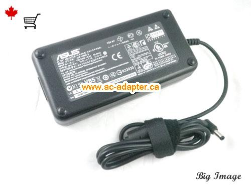 image 2 for  ASUS Asus 19.5V 7.7A Laptop Ac Adapter Laptop AC Adapter, Power Supply ASUS19.5V7.7A150W-5.5x2.5mm