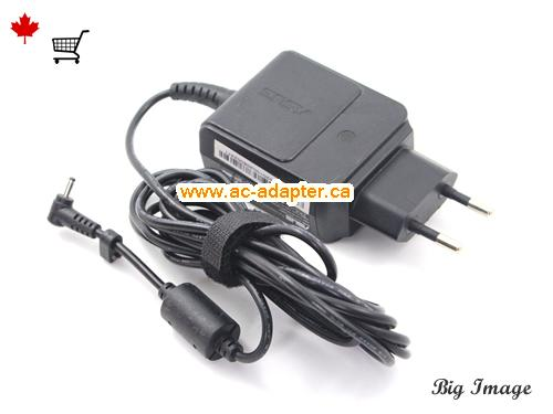 image 2 for  ASUS Asus 19V 1.58A Laptop Ac Adapter Laptop AC Adapter, Power Supply ASUS19V1.58A30W-2.31x0.7mm-EU-wall