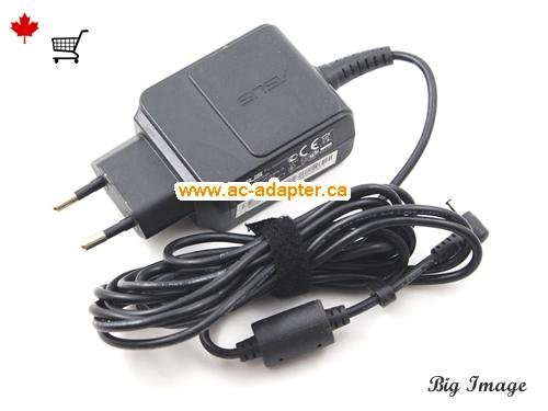 image 3 for  ASUS Asus 19V 1.58A Laptop Ac Adapter Laptop AC Adapter, Power Supply ASUS19V1.58A30W-2.31x0.7mm-EU-wall