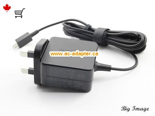 image 2 for  ASUS Asus 19V 1.75A Laptop Ac Adapter Laptop AC Adapter, Power Supply ASUS19V1.75A33W-UK-NEW