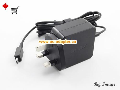 image 3 for  ASUS Asus 19V 1.75A Laptop Ac Adapter Laptop AC Adapter, Power Supply ASUS19V1.75A33W-UK-NEW