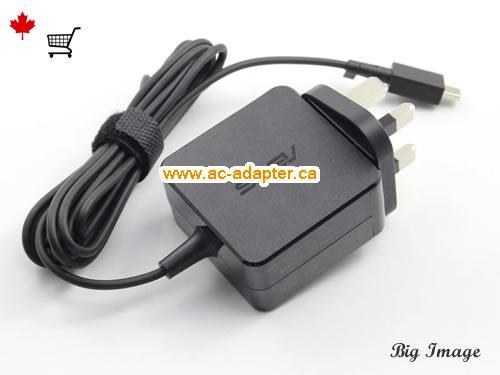 image 4 for  ASUS Asus 19V 1.75A Laptop Ac Adapter Laptop AC Adapter, Power Supply ASUS19V1.75A33W-UK-NEW