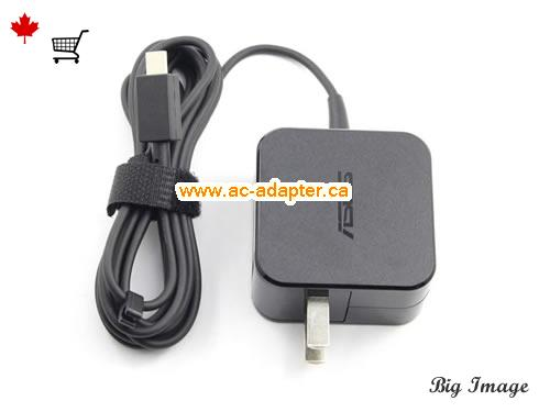 image 2 for  ASUS Asus 19V 1.75A Laptop Ac Adapter Laptop AC Adapter, Power Supply ASUS19V1.75A33W-US-NEW