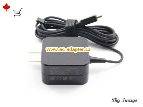 image 3 for  ASUS Asus 19V 1.75A Laptop Ac Adapter Laptop AC Adapter, Power Supply ASUS19V1.75A33W-US-NEW
