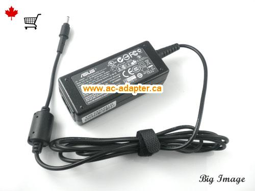 image 2 for  ASUS Asus 19V 2.37A Laptop Ac Adapter Laptop AC Adapter, Power Supply ASUS19V2.37A45W-2.31x0.7mm