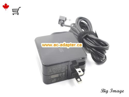 image 1 for  Asus Asus 19V 2.37A Laptop Ac Adapter Laptop AC Adapter, Power Supply ASUS19V2.37A45W-4.0x1.35mm-US