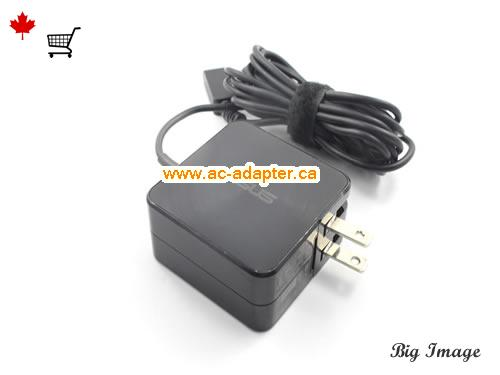 image 3 for  Asus Asus 19V 2.37A Laptop Ac Adapter Laptop AC Adapter, Power Supply ASUS19V2.37A45W-4.0x1.35mm-US