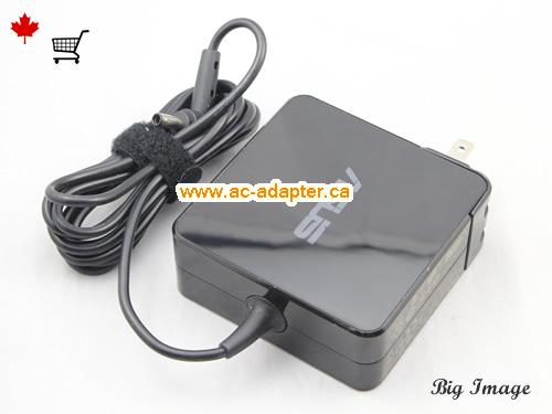 image 1 for  ASUS Asus 19V 3.42A Laptop Ac Adapter Laptop AC Adapter, Power Supply ASUS19V3.42A-4.5x2.0mm-SL-US