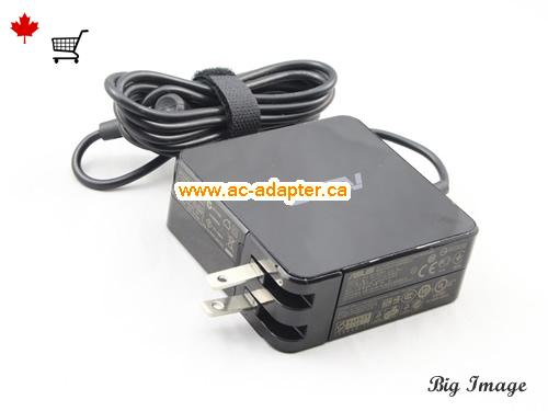 image 2 for  ASUS Asus 19V 3.42A Laptop Ac Adapter Laptop AC Adapter, Power Supply ASUS19V3.42A-4.5x2.0mm-SL-US